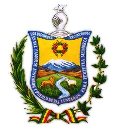 Official seal of Nuestra Señora de La Paz