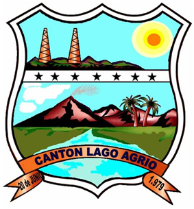 Official seal of Nueva Loja