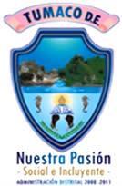 Official seal of San Andrés de Tumaco