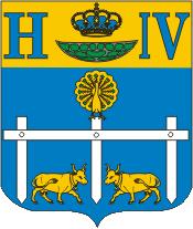 Coat of arms of Pau