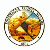 Seal of Esmeralda County, Nevada
