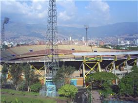 Estadio Atanasio Girardot-Medellín