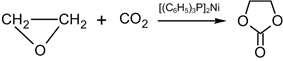 Synthesis of ethylene carbonate