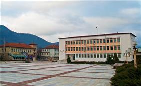 Etropole Town-hall