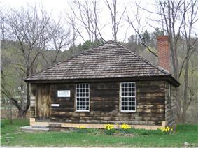 The Eureka Schoolhouse (1790), Vermont's oldest one-room school