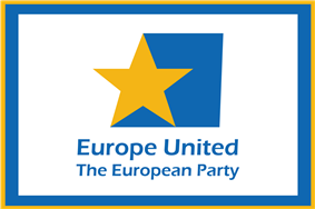 Flag of the Europe United Party