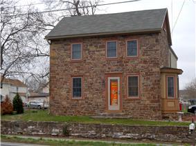 Evansburg Historic District