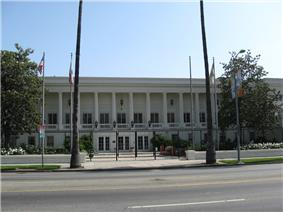 Executive Office Building, Old Warner Brothers Studio
