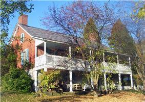Ezra Clark House