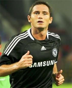Midfielder Lampard has the most Premier League hat-tricks from midfield.