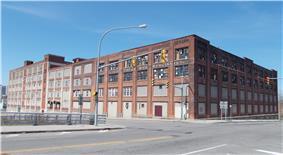 F.N. Burt Company Factory