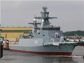 Magdeburg (F 261)