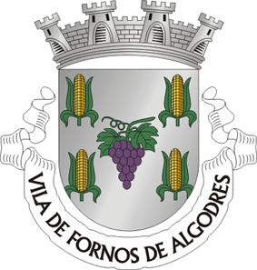 Coat of arms of Fornos de Algodres