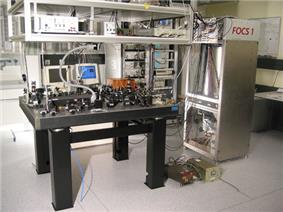 FOCS 1, a caesium atomic clock in Switzerland