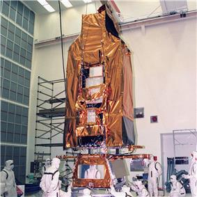 FUSE in a pre-launch clean room