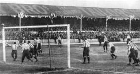 Bolton Wanderer's former stadium, Burnden Park