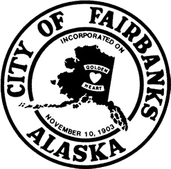 Official seal of Fairbanks, Alaska