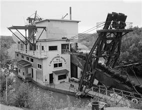 Fairbanks Exploration Company Goldstream Dredge No. 8