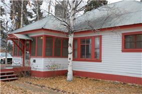 Fairbanks Exploration Company Housing