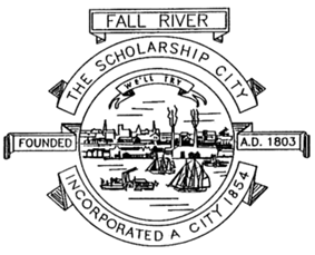 Official seal of Fall River, Massachusetts