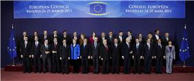 Members of the European Council 2011