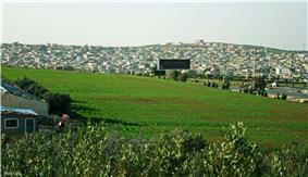 A farm in Al Husun