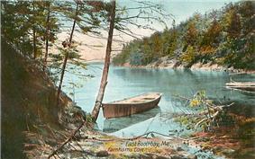 Farnham's Cove in 1907