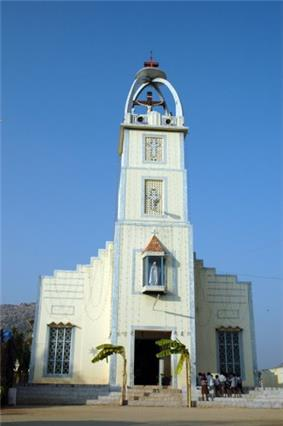 thumbR.C. Fatima Church, Krishnagiri
