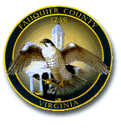 Seal of Fauquier County, Virginia