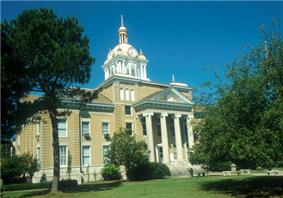 Fayette County Courthouse Historic District