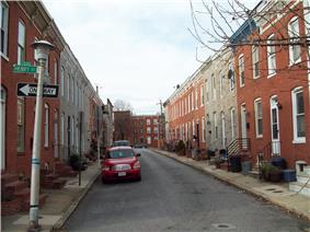 Federal Hill South Historic District