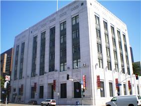 Federal Reserve Bank of San Francisco, Los Angeles Branch
