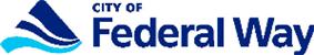 Flag of Federal Way, Washington