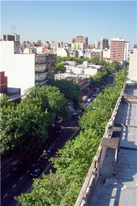 Federico Lacroze Avenue