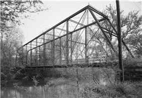 Feeder Dam Bridge