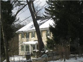 Felix Dale Stone House