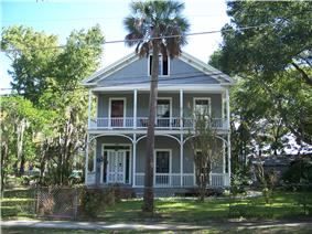 Merrick-Simmons House
