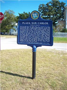 Original Town of Fernandina Historic Site