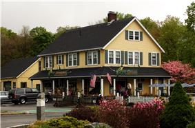 Ferns Country Store in the center of Carlisle