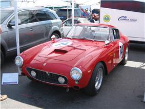 Ferrari 250 GT Berlinetta SWB.