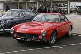 Ferrari 250 GT Lusso.