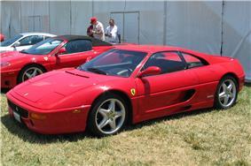 Ferrari F355 Berlinetta.