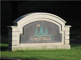 Official logo of Forest Hills