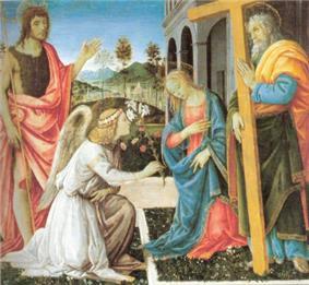 Filippino, annunciazione e santi, capodimonte.jpg