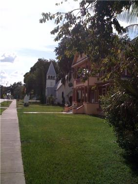 Fort Meade Historic District