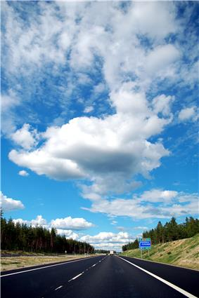 Finnish national road 4 Vierumäki.jpg