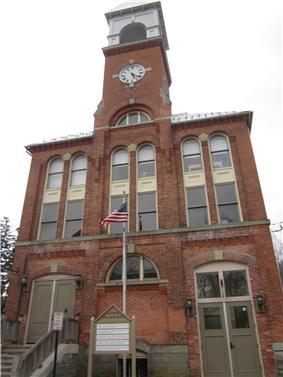 Fireman's Hall