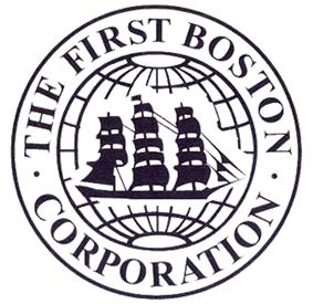 First Boston logo