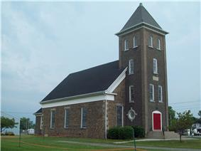 First Baptist Church (Newfane)