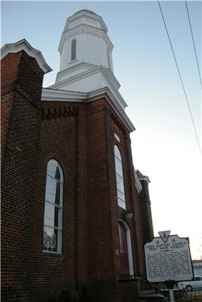 Delevan Baptist Church